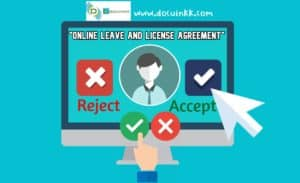 Online registered rent agreement is not approved by the government sub registrar officer in Pune, Mumbai and rest of Maharashtra